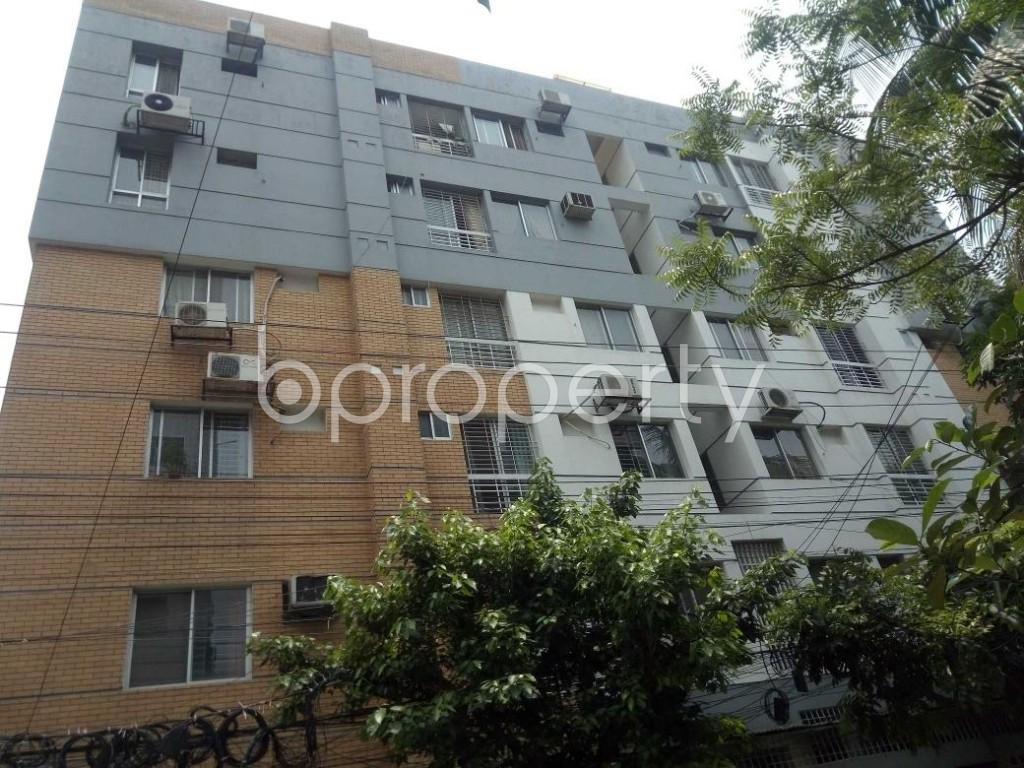 Front view - 3 Bed Apartment to Rent in Uttara, Dhaka - 1895779