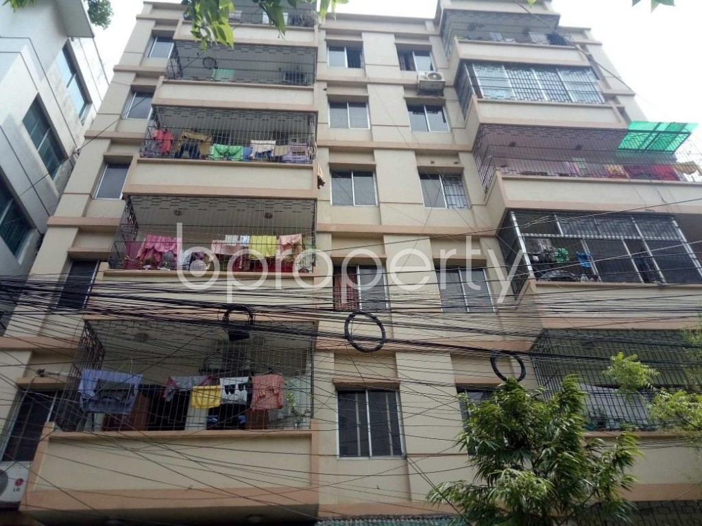 Front view - 3 Bed Apartment to Rent in Uttara, Dhaka - 1895781