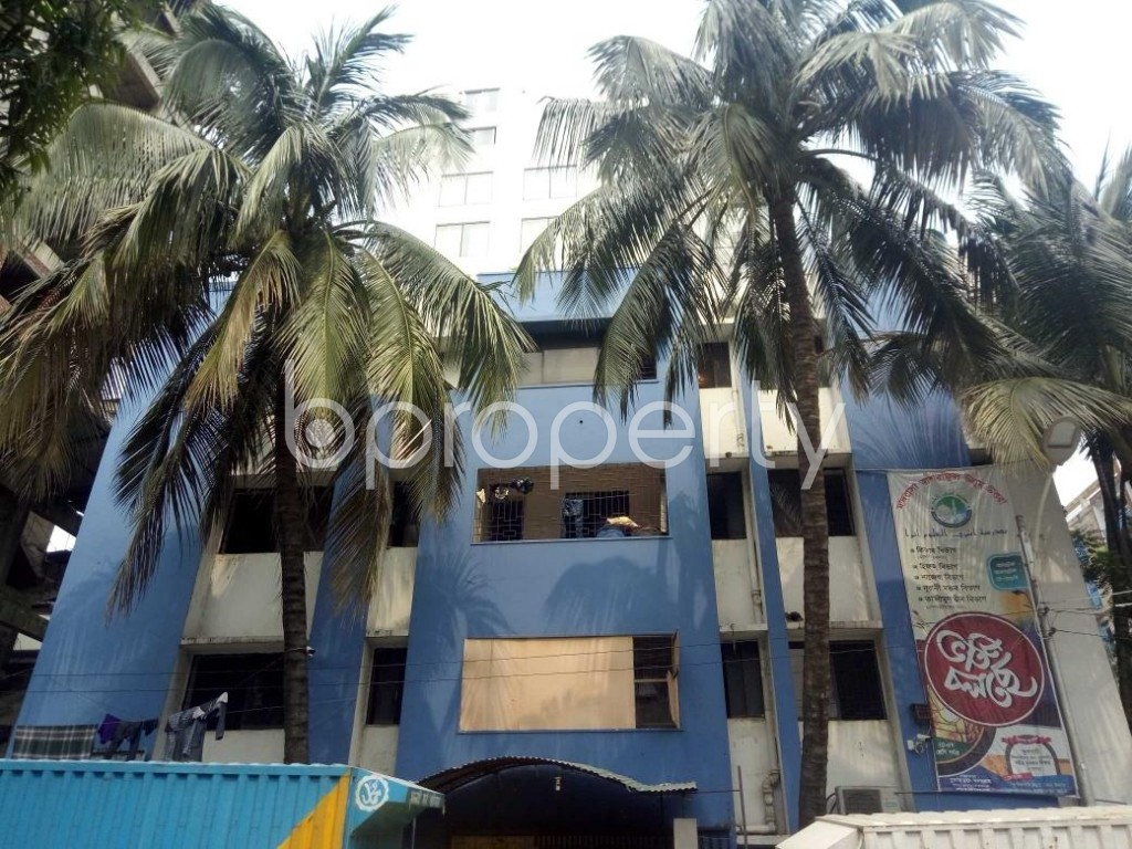 Front view - 1 Bed Apartment to Rent in Uttara, Dhaka - 1895782