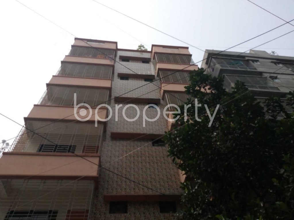 Front view - 2 Bed Apartment to Rent in Uttara, Dhaka - 1895788
