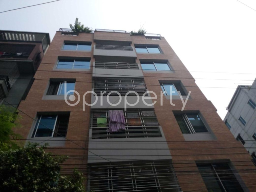 Front view - 2 Bed Apartment to Rent in Uttara, Dhaka - 1895790