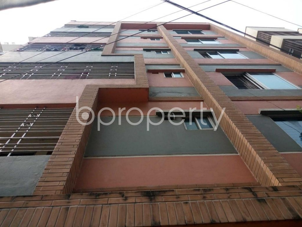Front view - 2 Bed Apartment to Rent in Uttara, Dhaka - 1895791