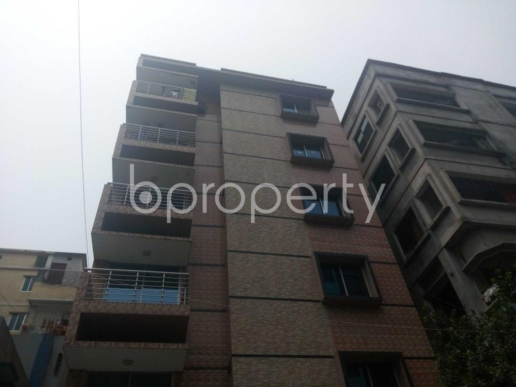 Front view - 2 Bed Apartment to Rent in Uttara, Dhaka - 1895794