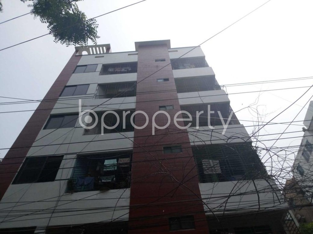 Front view - 2 Bed Apartment to Rent in Uttara, Dhaka - 1895795