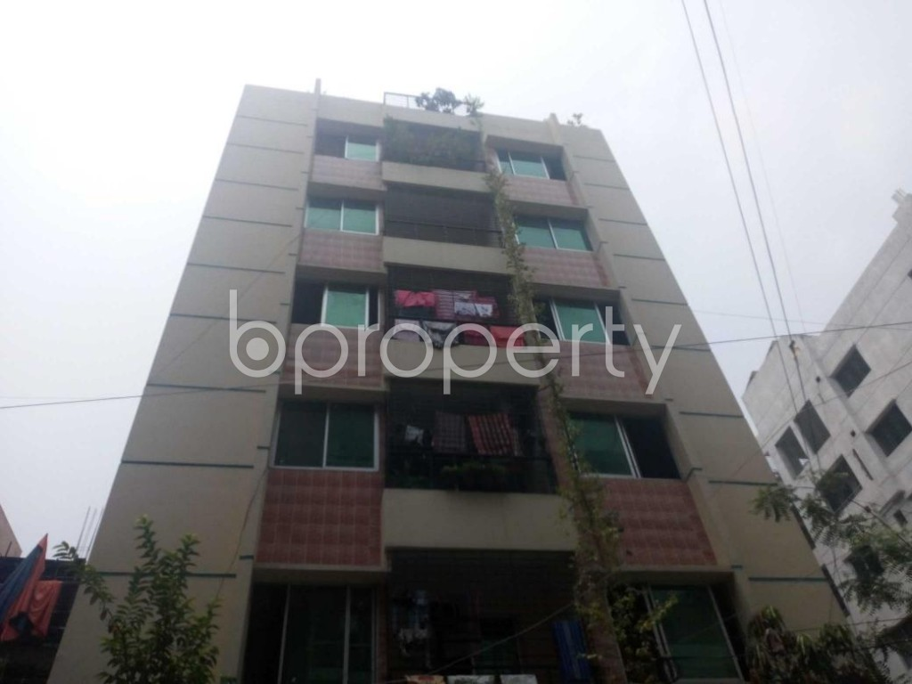 Front view - 2 Bed Apartment to Rent in Uttara, Dhaka - 1895797
