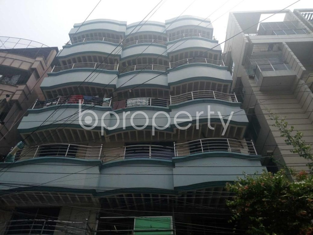 Front view - 2 Bed Apartment to Rent in Uttara, Dhaka - 1895798