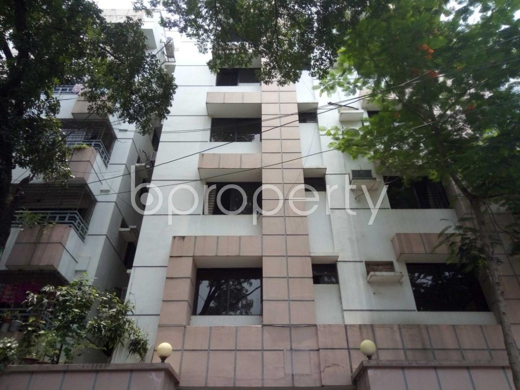 Front view - 3 Bed Apartment to Rent in Banani, Dhaka - 1895822