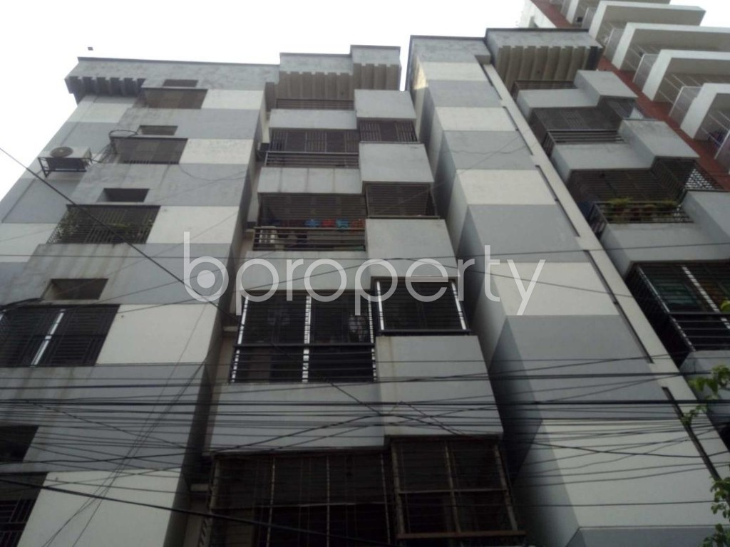 Front view - 3 Bed Apartment to Rent in Banani, Dhaka - 1895825
