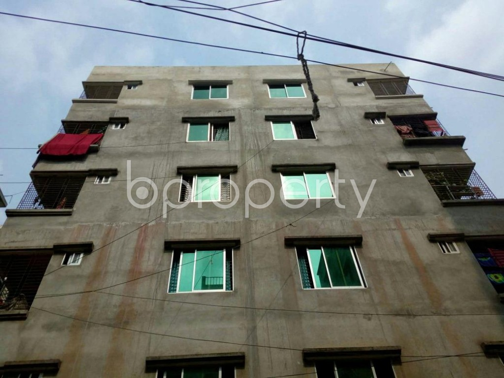 Front view - 2 Bed Apartment to Rent in Mirpur, Dhaka - 1895829
