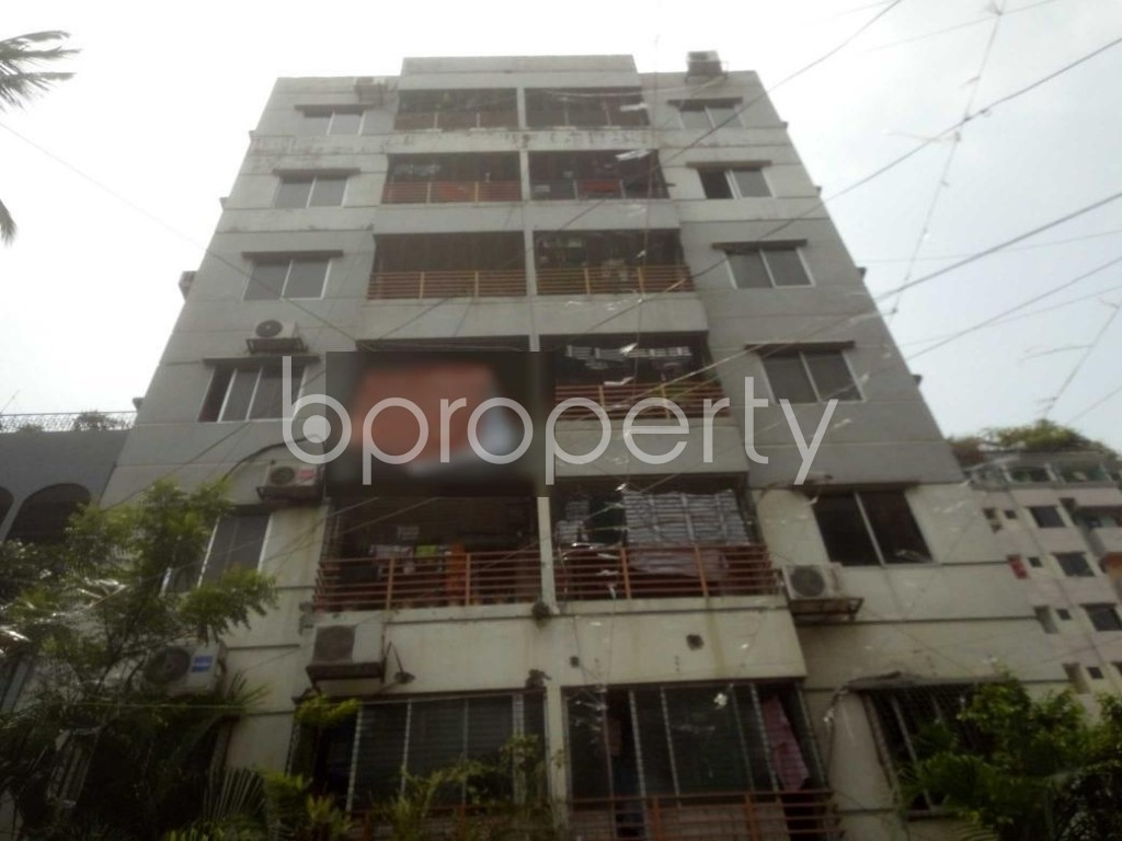 Front view - 2 Bed Apartment to Rent in Mirpur, Dhaka - 1895851