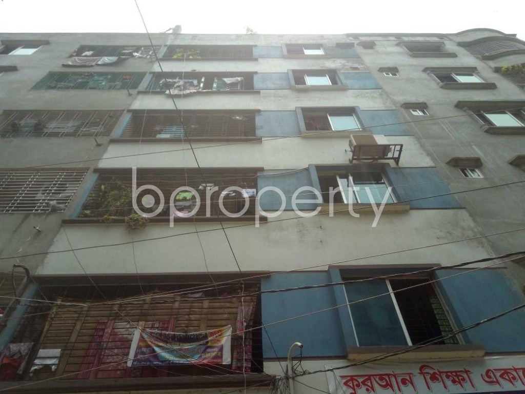 Front view - 2 Bed Apartment to Rent in Mirpur, Dhaka - 1895853