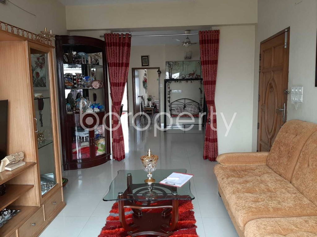 Dine/Dining - 3 Bed Apartment for Sale in Uttara, Dhaka - 1895467