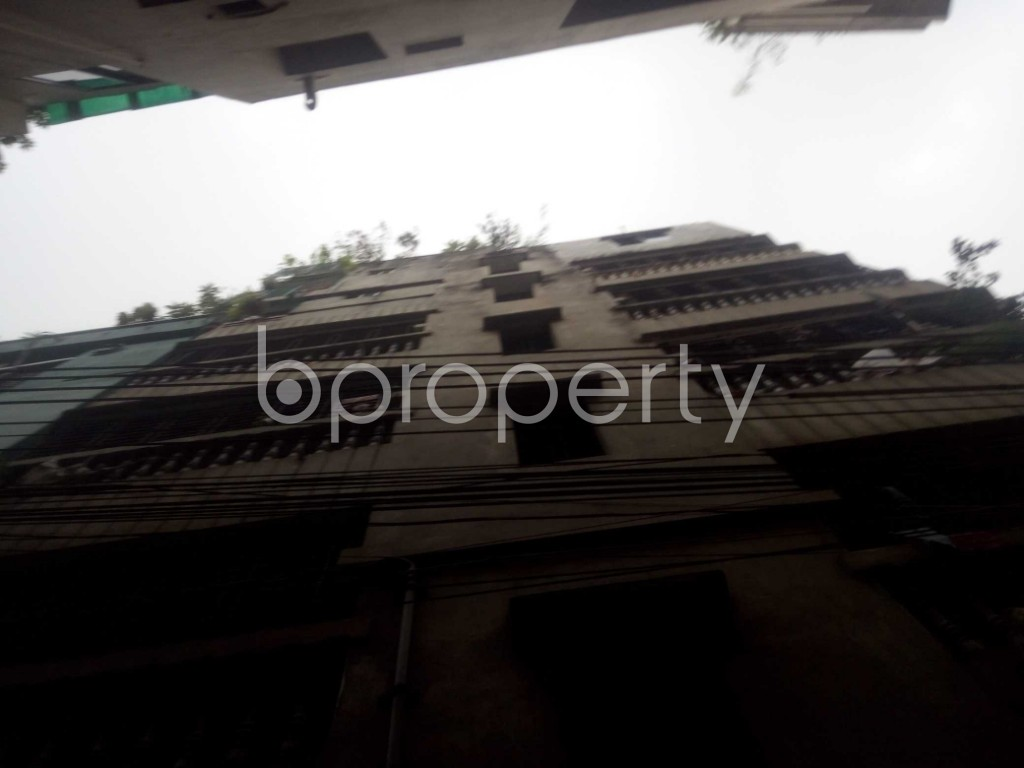 Front view - 2 Bed Apartment to Rent in Badda, Dhaka - 1895895