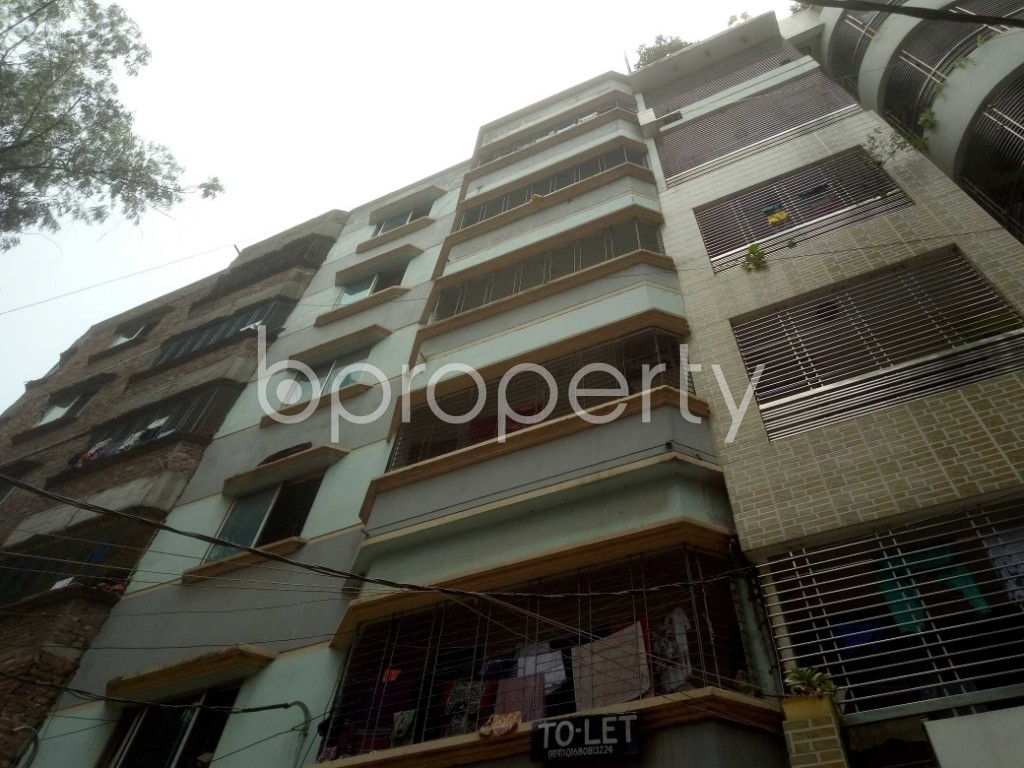 Outside view - 2 Bed Apartment to Rent in Mirpur, Dhaka - 1895923