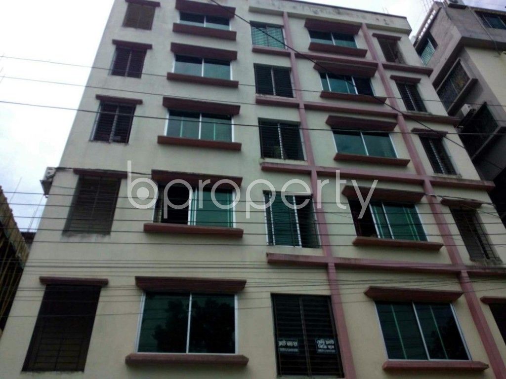 Front view - 3 Bed Apartment for Sale in Bayazid, Chattogram - 1895926