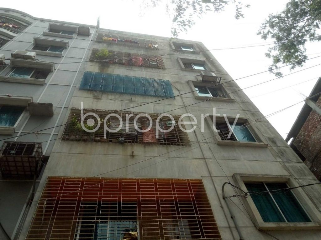 Front view - 1 Bed Apartment to Rent in Mirpur, Dhaka - 1895941