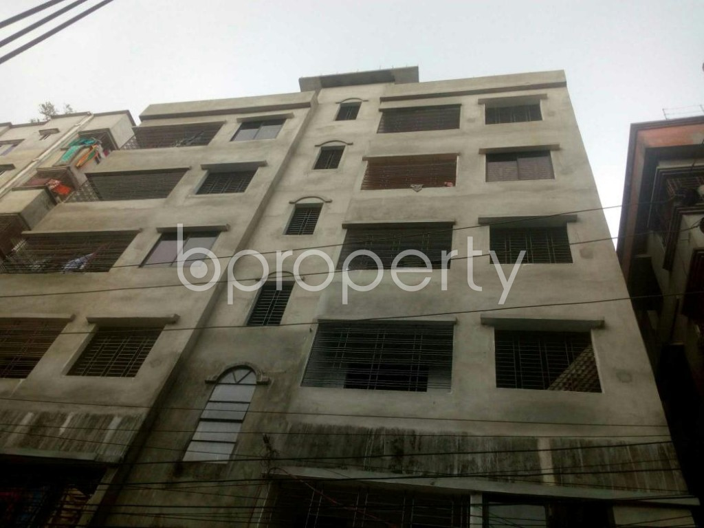 Front view - 2 Bed Apartment to Rent in Rampura, Dhaka - 1895947