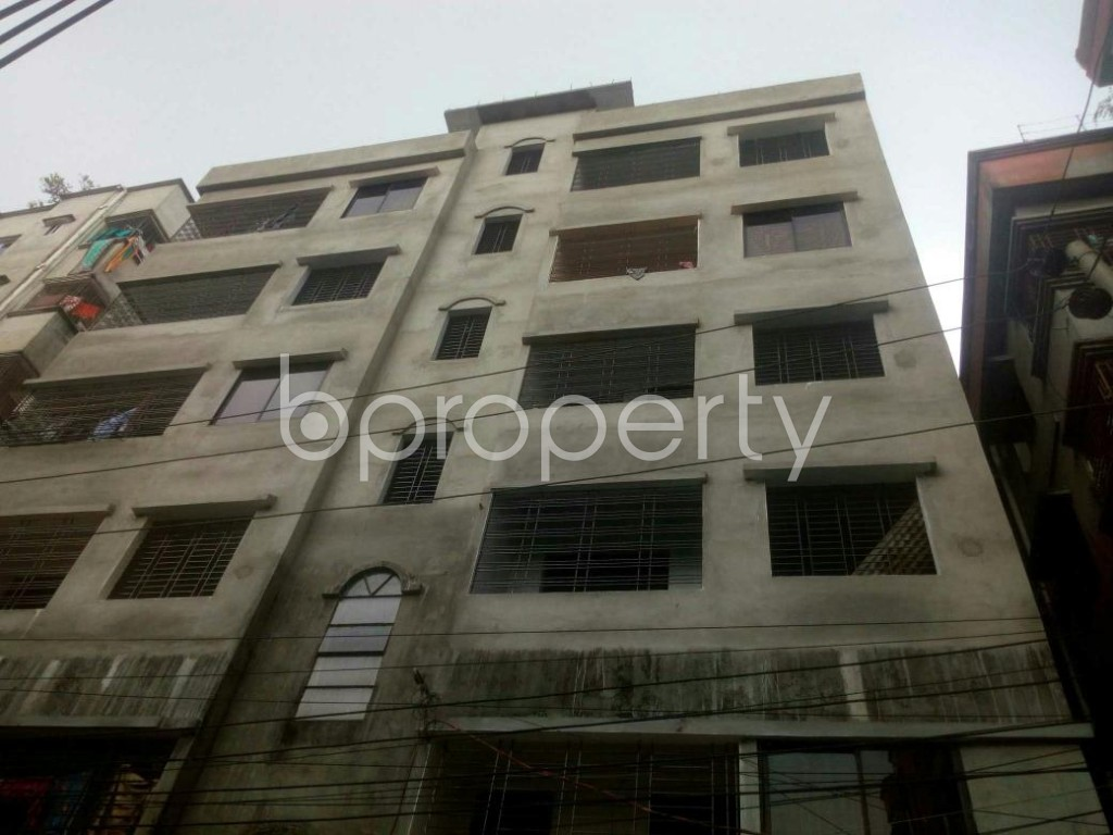 Front view - 2 Bed Apartment to Rent in Rampura, Dhaka - 1895948