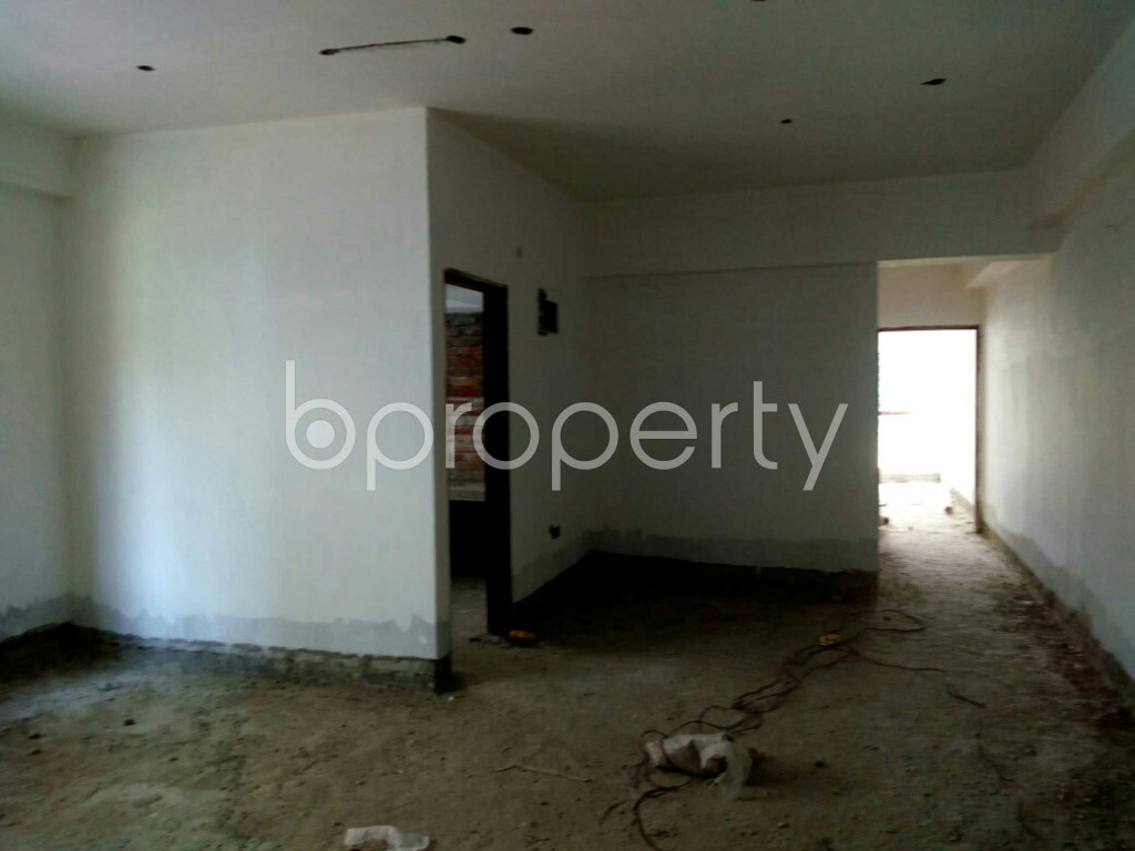 Dine/Dining - 3 Bed Apartment for Sale in Bayazid, Chattogram - 1895942