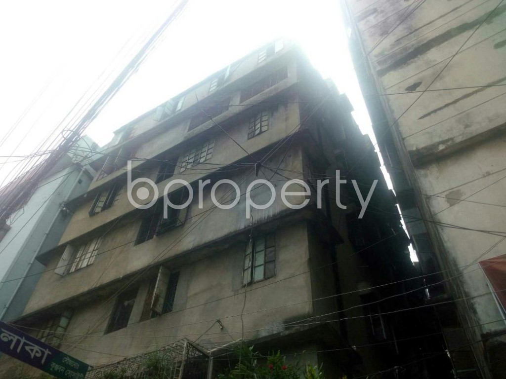 Outside view - 1 Bed Apartment to Rent in Rampura, Dhaka - 1895964