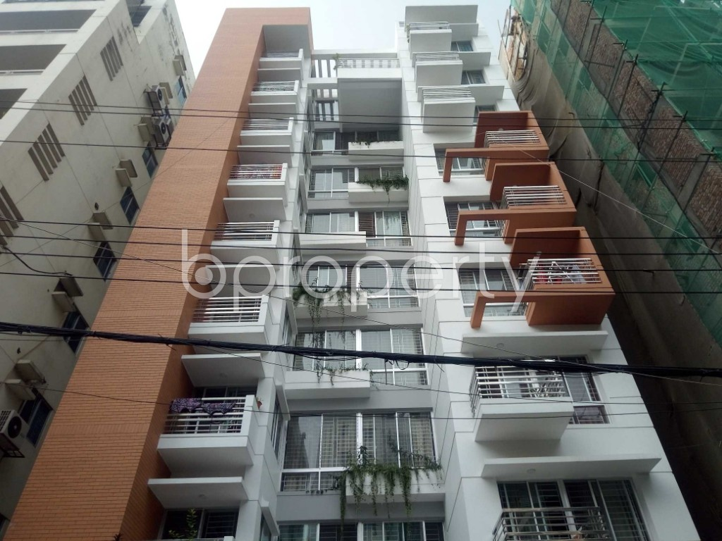 Front view - 3 Bed Apartment to Rent in Uttara, Dhaka - 1895967