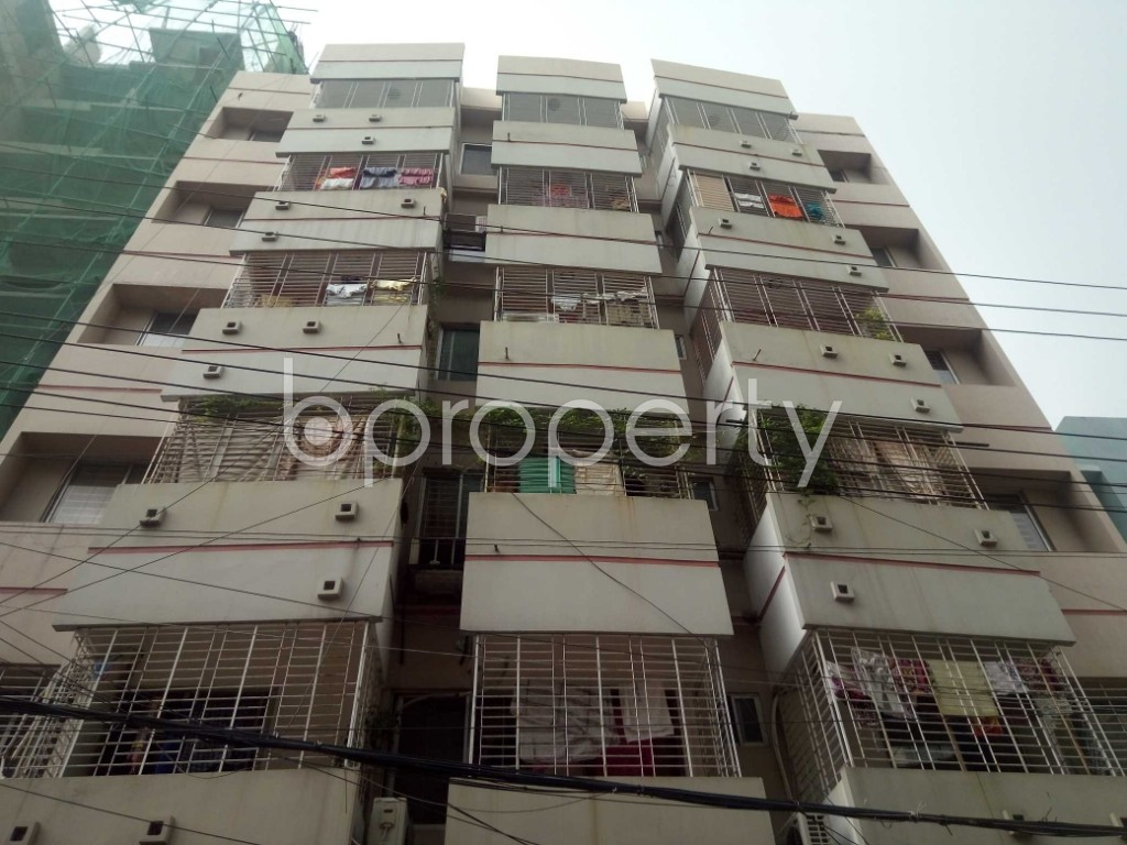 Front view - 3 Bed Apartment to Rent in Uttara, Dhaka - 1895968