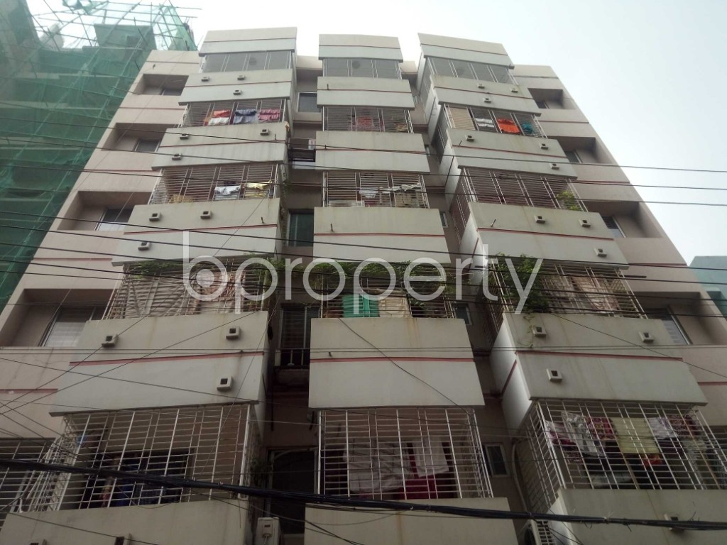 Front view - 3 Bed Apartment to Rent in Uttara, Dhaka - 1895969