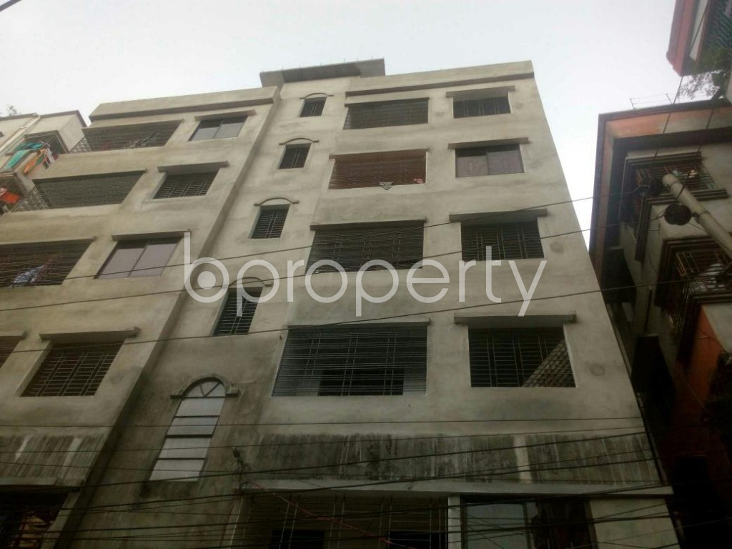 Front view - 2 Bed Apartment to Rent in Rampura, Dhaka - 1895990