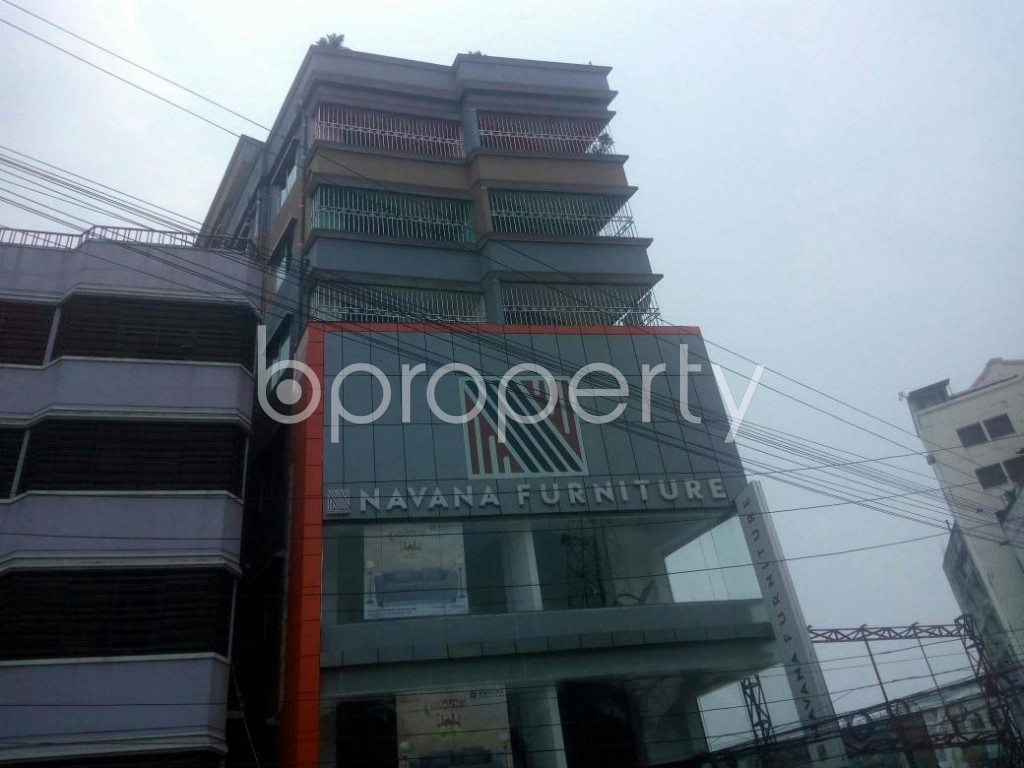 Front view - 2 Bed Apartment to Rent in Rampura, Dhaka - 1895995