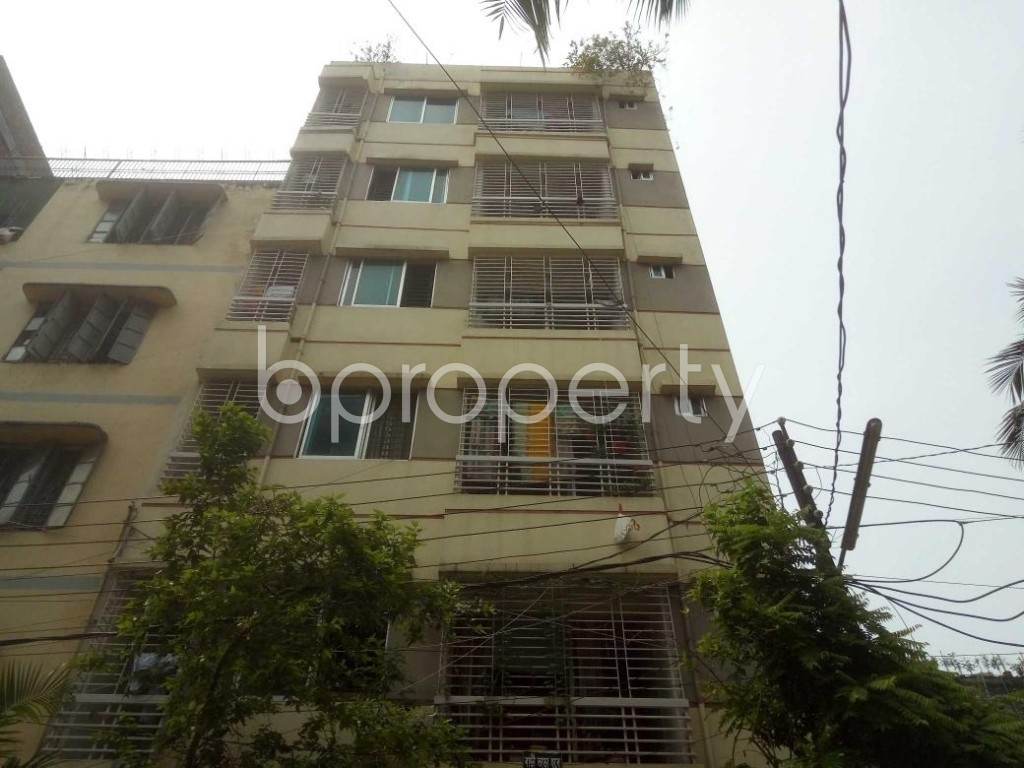 Front view - 2 Bed Apartment to Rent in Mirpur, Dhaka - 1895999