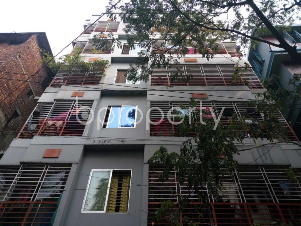 Front view - 2 Bed Apartment to Rent in Khilgaon, Dhaka - 1896010
