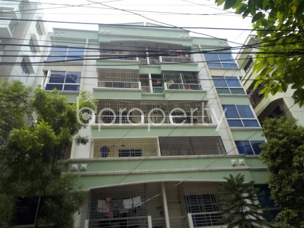 Front view - 3 Bed Apartment to Rent in Uttara, Dhaka - 1896014
