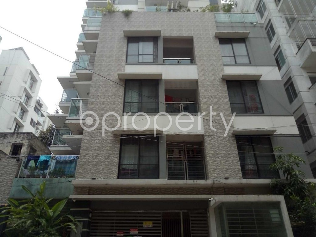 Front view - 3 Bed Apartment to Rent in Uttara, Dhaka - 1896015