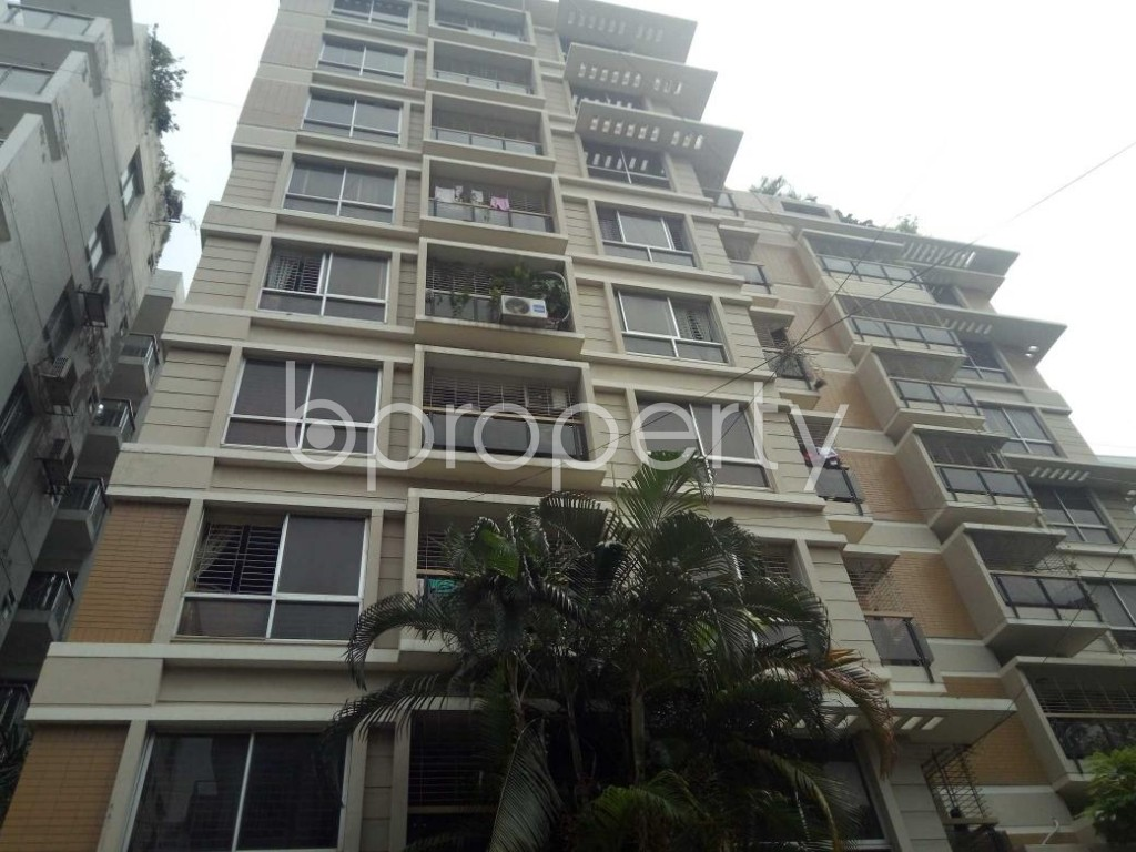 Front view - 3 Bed Apartment to Rent in Uttara, Dhaka - 1896016