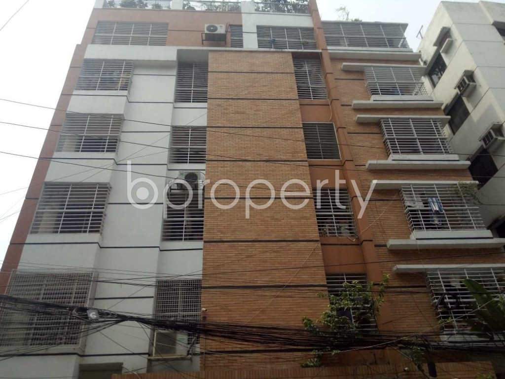 Front view - 4 Bed Apartment to Rent in Uttara, Dhaka - 1896017