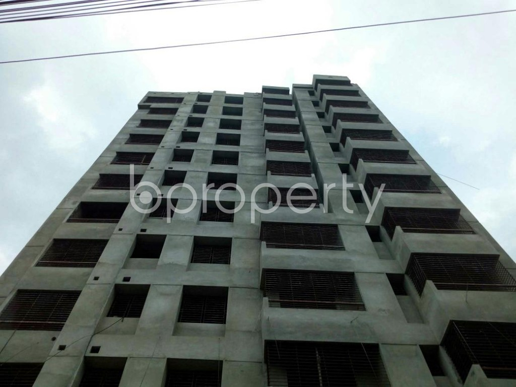Front view - 3 Bed Apartment for Sale in Kandirpar, Cumilla - 1896020