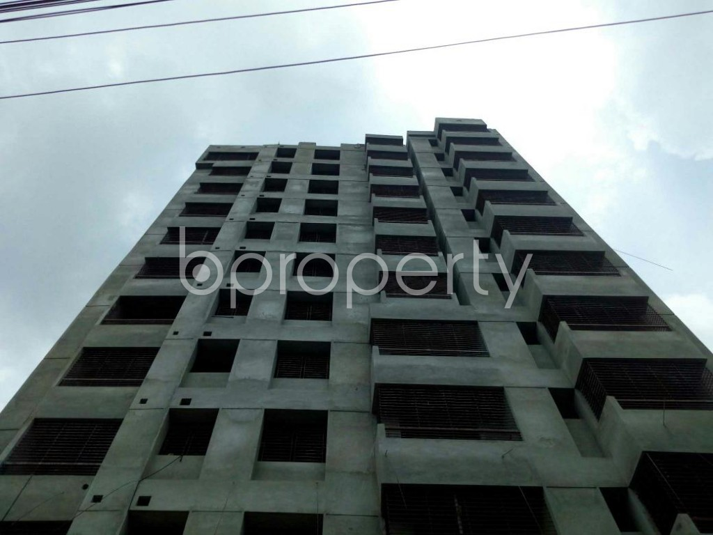 Front view - 3 Bed Apartment for Sale in Kandirpar, Cumilla - 1896023
