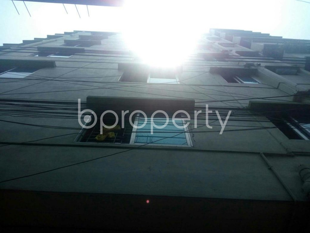 Front view - 2 Bed Apartment to Rent in Mohakhali, Dhaka - 1896108