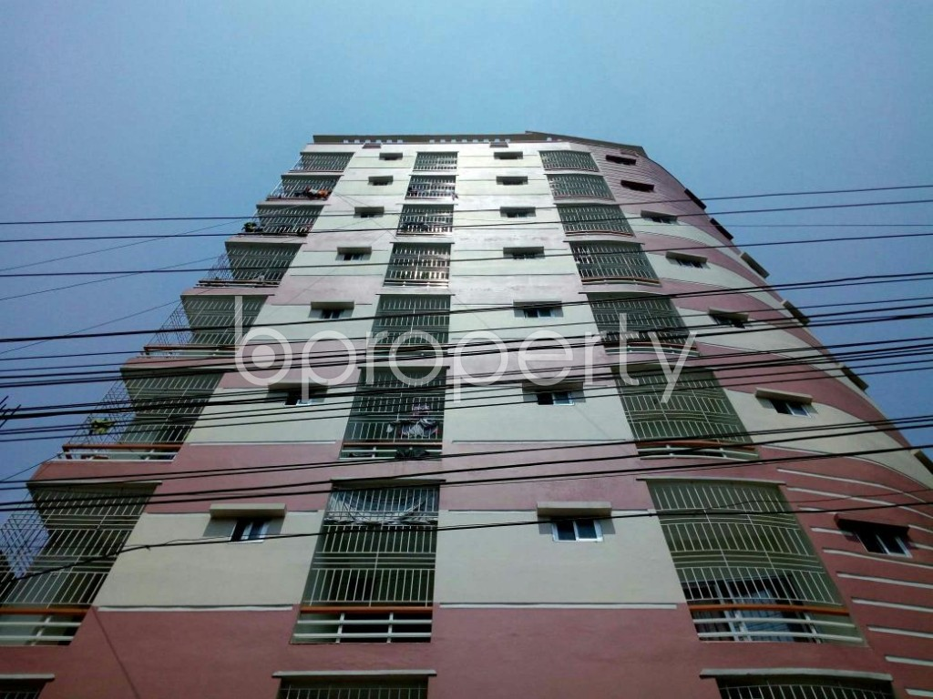 Front view - 3 Bed Apartment for Sale in Bagichagaon, Cumilla - 1896111