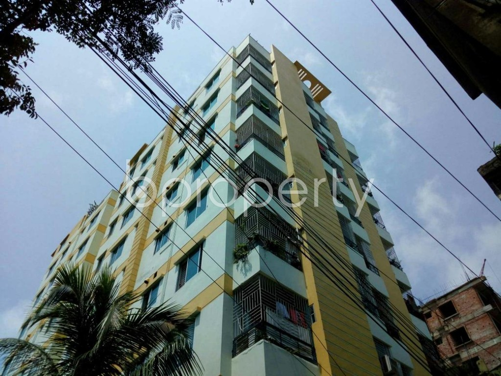 Outside view - 3 Bed Apartment to Rent in Bagichagaon, Cumilla - 1896135