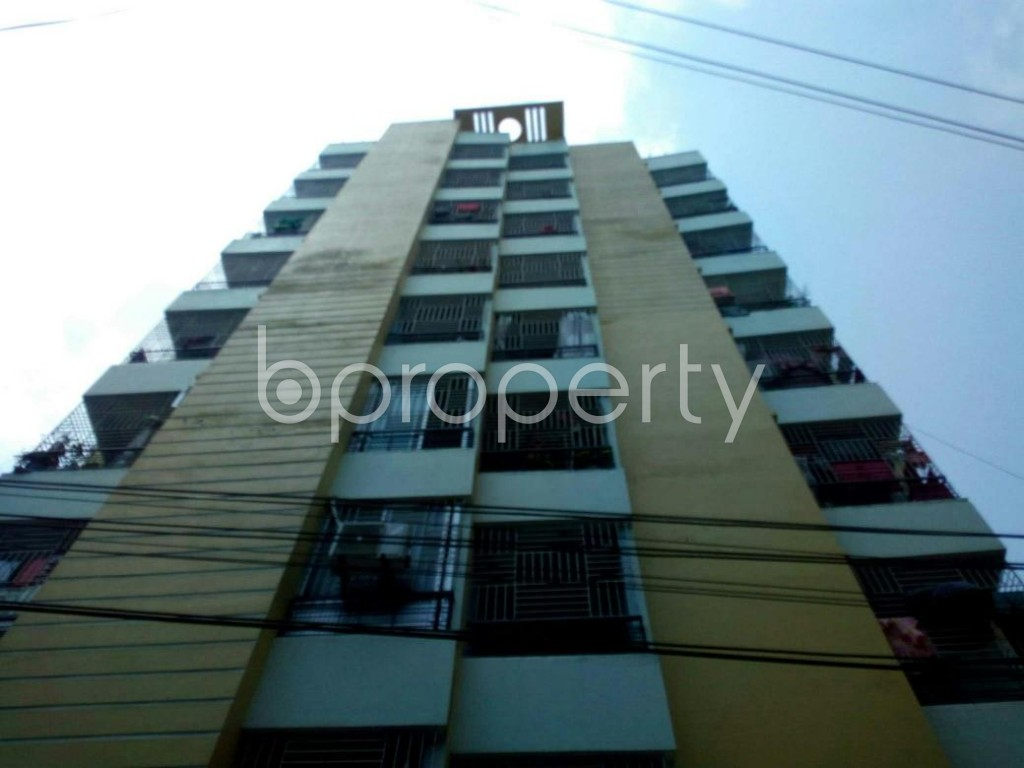 Front view - 3 Bed Apartment to Rent in Bagichagaon, Cumilla - 1896136