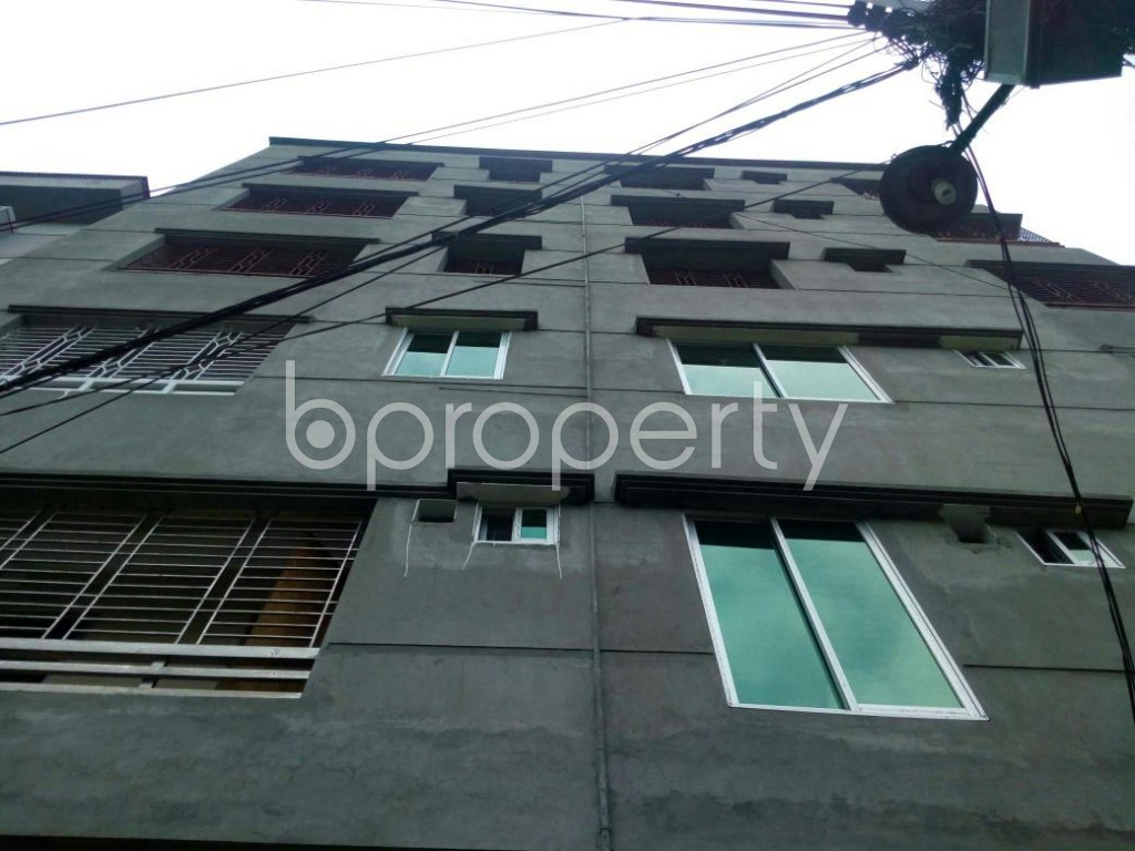 Front view - 2 Bed Apartment to Rent in Jhautola, Cumilla - 1896137