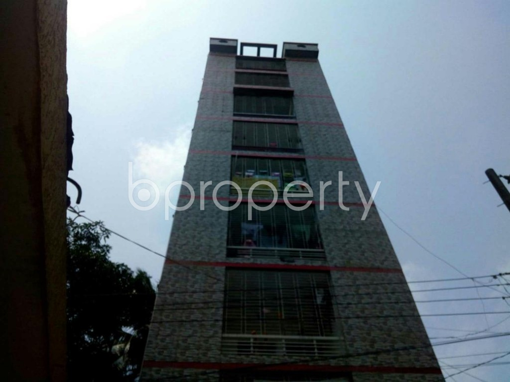Front view - 2 Bed Apartment to Rent in Bagichagaon, Cumilla - 1896139