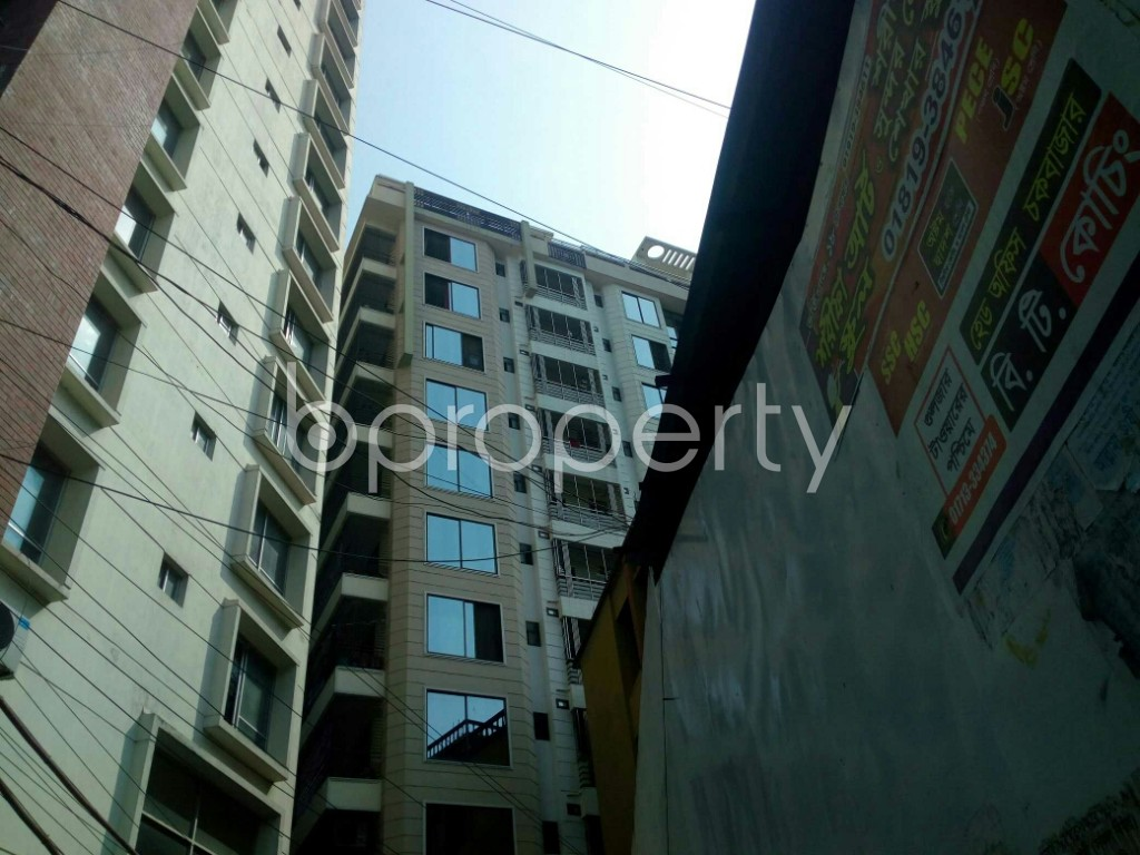 Outside view - 3 Bed Apartment to Rent in East Nasirabad, Chattogram - 1896335
