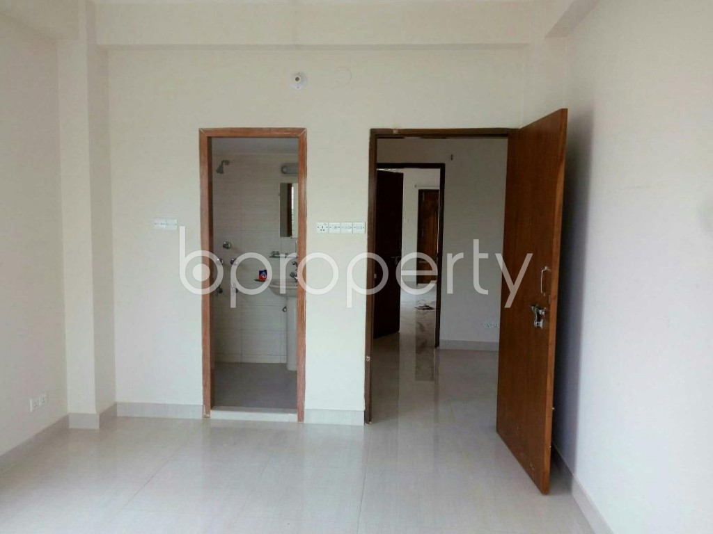 Bedroom - 3 Bed Apartment for Sale in Housing Estate, Sylhet - 1896339