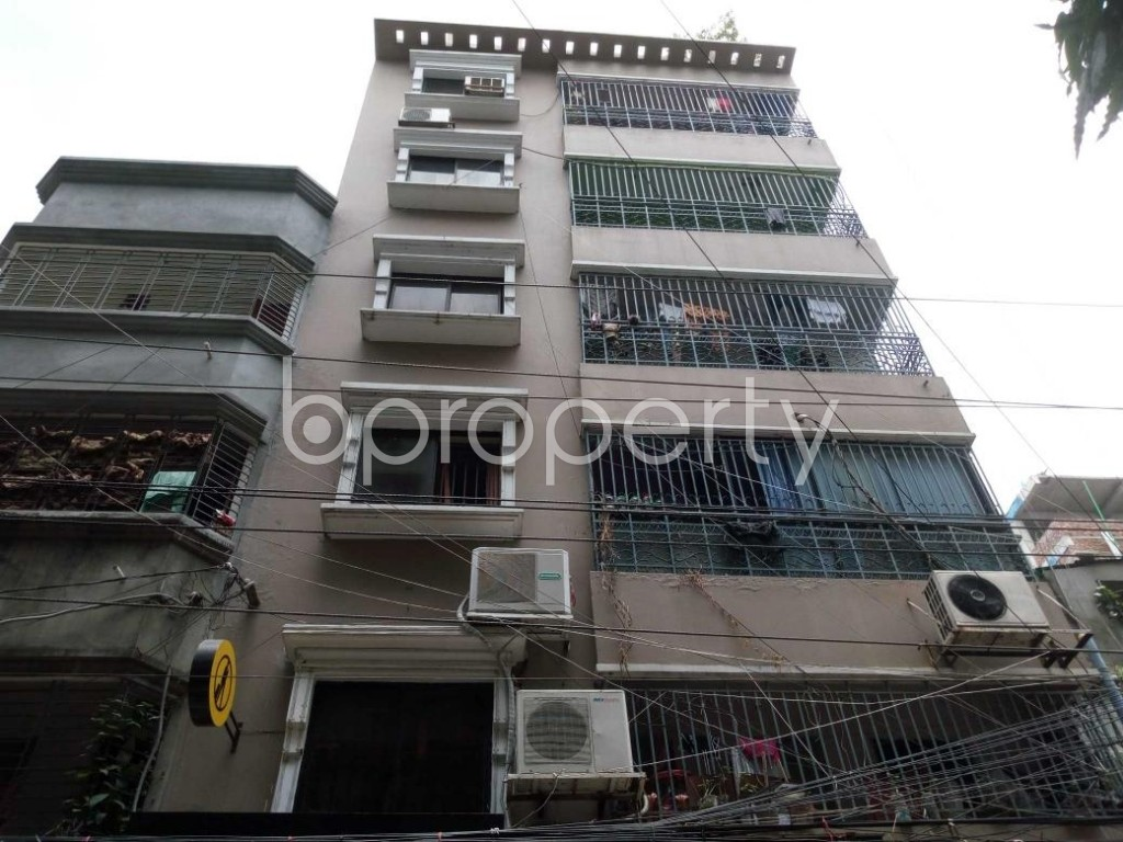 Front view - 2 Bed Apartment for Sale in Mohammadpur, Dhaka - 1896346