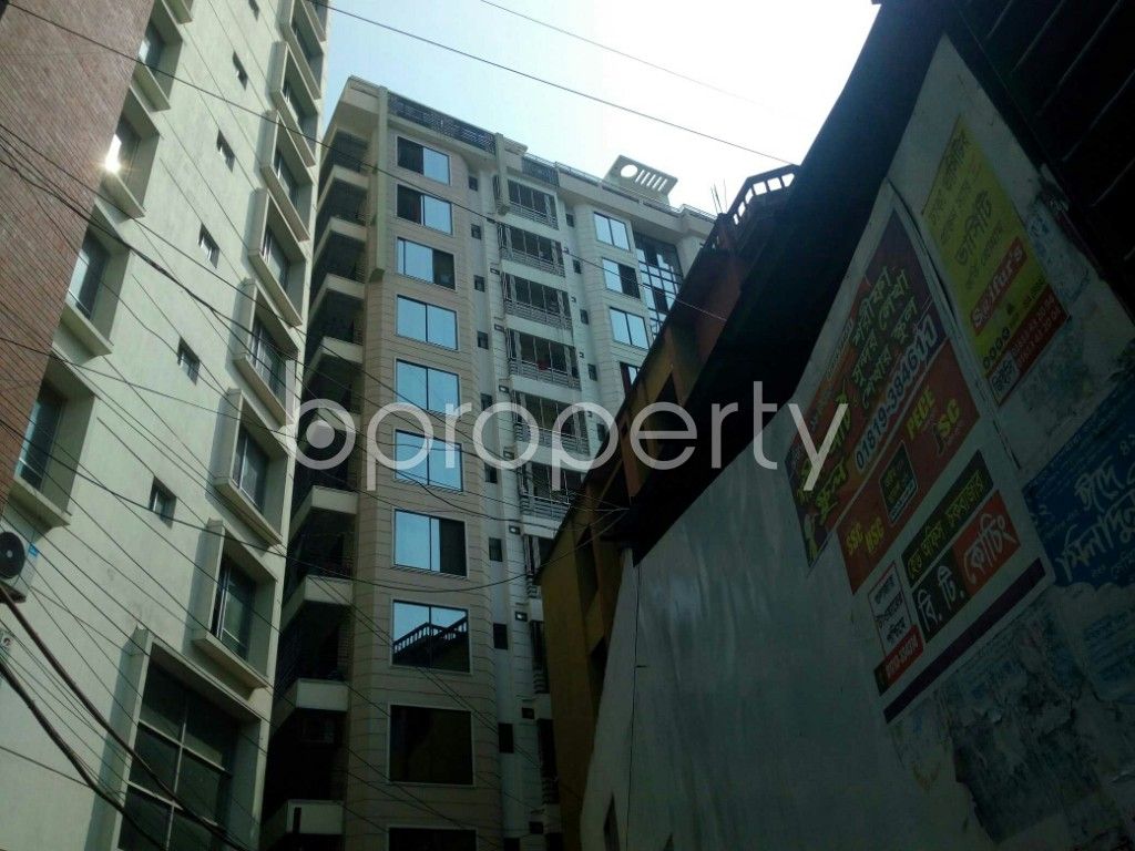 Outside view - 3 Bed Apartment to Rent in East Nasirabad, Chattogram - 1896406