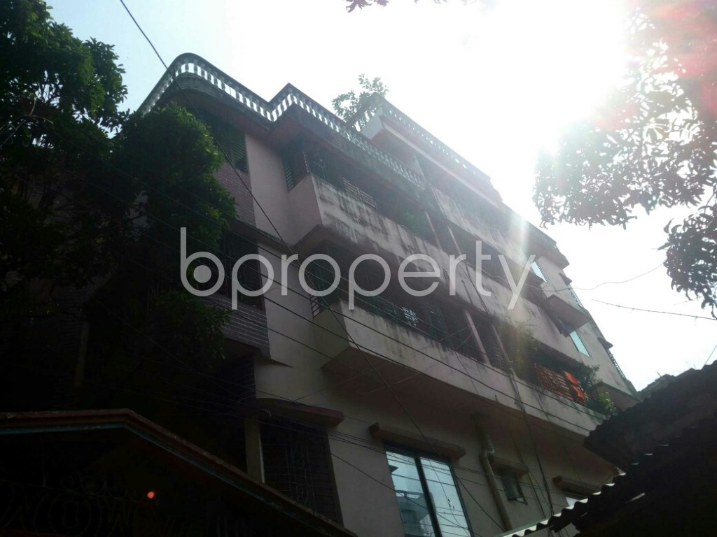 Outside view - 2 Bed Apartment to Rent in East Nasirabad, Chattogram - 1896410