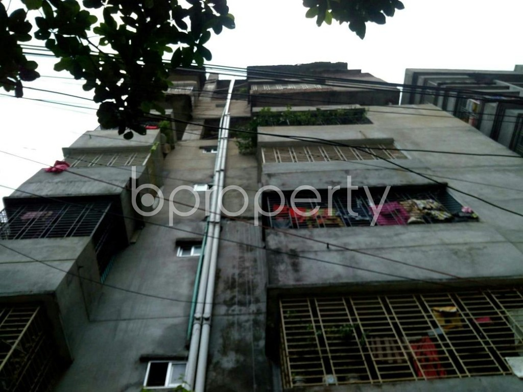 Front view - 3 Bed Apartment to Rent in Shasongacha, Cumilla - 1896500