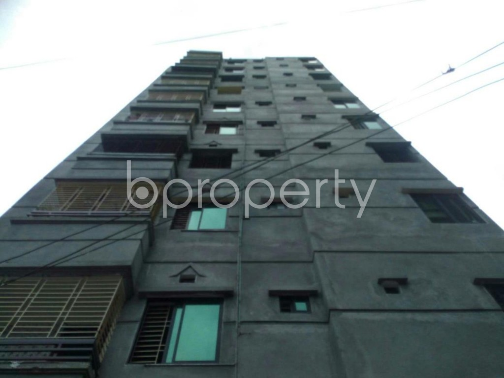 Front view - 3 Bed Apartment to Rent in Shasongacha, Cumilla - 1896502